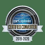 Certified Converter Seal 2019-2020