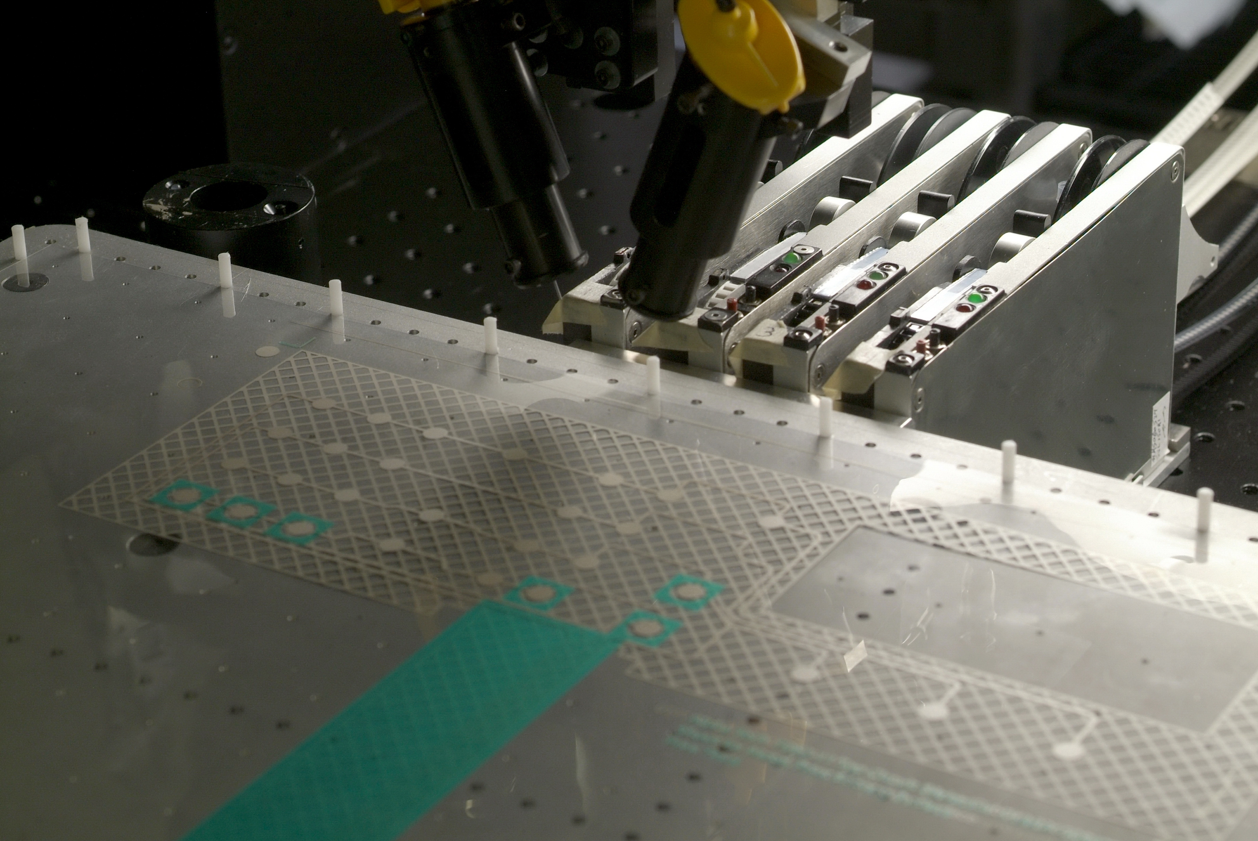 flexible and printed electronics