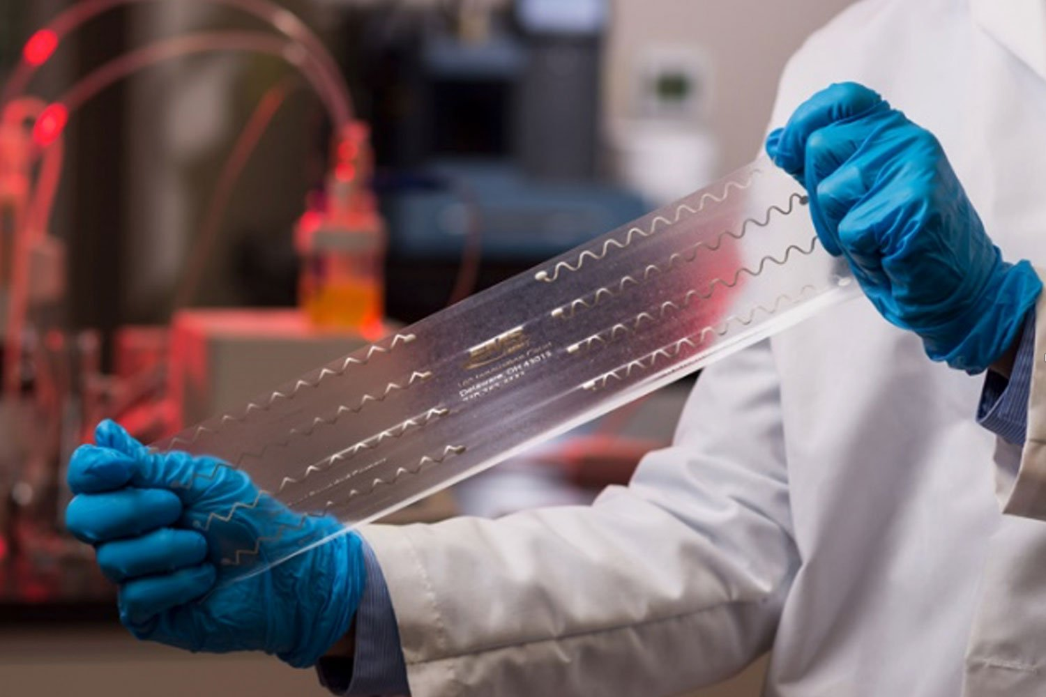 close-up-of-flexible-form-factor-printed-electronics
