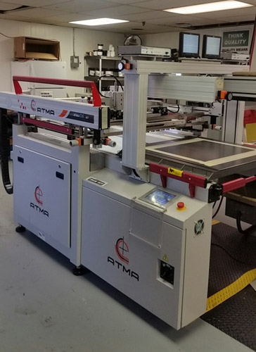 Being Close Doesn't Cut It! Perfecting Precision with Screen Printing Technology