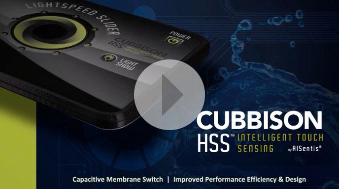 Cubbison Intelligent Touch Sensing